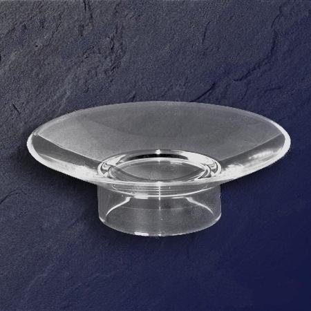 keuco 00855 city echtkristall seifenschale 00855006000 seifenablage. Black Bedroom Furniture Sets. Home Design Ideas