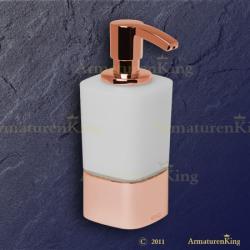 keuco elegance schaumseifenspender 11653 kupfer 11653010000. Black Bedroom Furniture Sets. Home Design Ideas