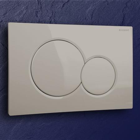 geberit bet tigungsplatte sigma01 lichtgrau dr ckerplatte grau. Black Bedroom Furniture Sets. Home Design Ideas