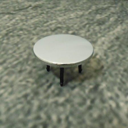 alape design berlaufblende b 2 chrom 8311000978 clip. Black Bedroom Furniture Sets. Home Design Ideas