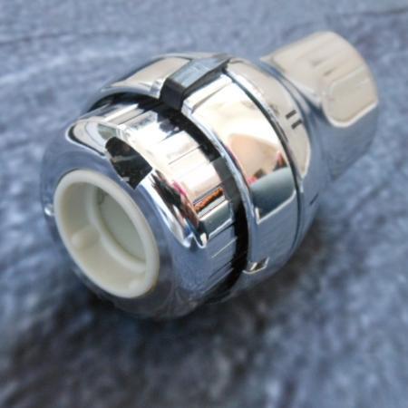 danfoss f hlerelement ras d chrom design f hler 013g5128 mit nullabsperrung ras. Black Bedroom Furniture Sets. Home Design Ideas