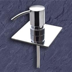 emco liaison ersatzpumpe pumpe kunststoff chrom 172100193 dosierpumpe ersatzteil. Black Bedroom Furniture Sets. Home Design Ideas