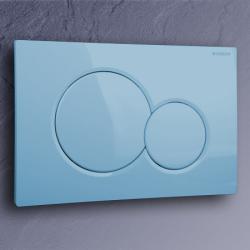 geberit bet tigungsplatte sigma01 farbe bermuda blau 115. Black Bedroom Furniture Sets. Home Design Ideas