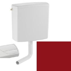 geberit sp lkasten rubinrot ap 140 2 mengen sp lung rot. Black Bedroom Furniture Sets. Home Design Ideas