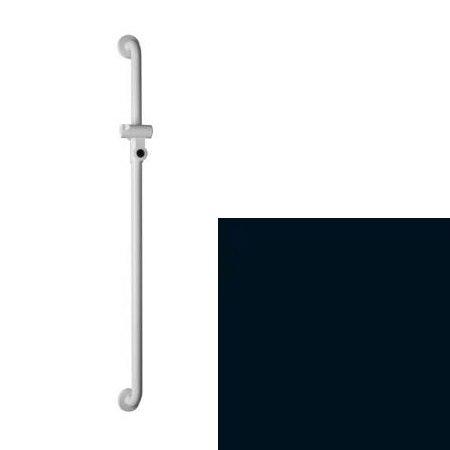 hewi brausestange tiefschwarz 1100 mm 90 duschstange 110 cm schwarz. Black Bedroom Furniture Sets. Home Design Ideas