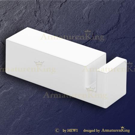hewi system 100 garderobenhaken 50 mm weiss haken. Black Bedroom Furniture Sets. Home Design Ideas