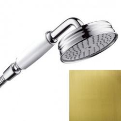 hansgrohe axor montreux handbrause bronze antik 16320 duschkopf 16320000. Black Bedroom Furniture Sets. Home Design Ideas
