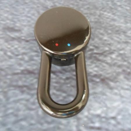hansgrohe griff mokka klein 13290440 f r axor uno armatur waschtisch bidet. Black Bedroom Furniture Sets. Home Design Ideas