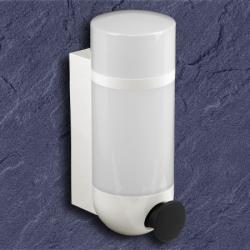 hewi serie 477 seifenspender reinweiss 500 ml 99 weiss weiss. Black Bedroom Furniture Sets. Home Design Ideas