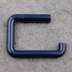 hewi serie 477 wc papierhalter stahlblau 50 toilettenpapierhalter. Black Bedroom Furniture Sets. Home Design Ideas