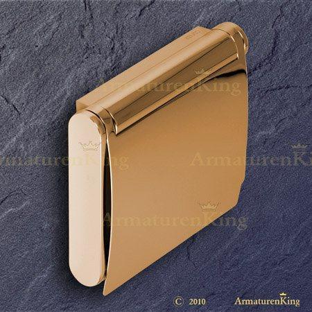 keuco 14960010000 plan toilettenpapierhalter 14960 edelmessing bad accessoires. Black Bedroom Furniture Sets. Home Design Ideas