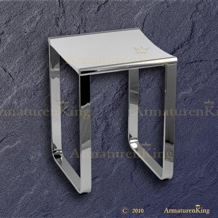 keuco plan hocker 14982 silber grau 14982170038 f r mehr sicherheit. Black Bedroom Furniture Sets. Home Design Ideas