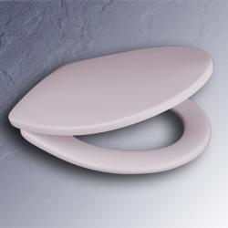 pressalit wc sitz whisperrosa scharniere edelstahl 190000. Black Bedroom Furniture Sets. Home Design Ideas