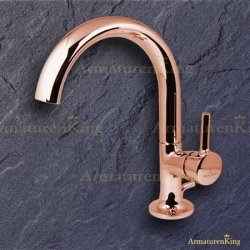 Villeroy & Boch LaFleur 33500955-00 Waschtischmischer Kupfer Armatur