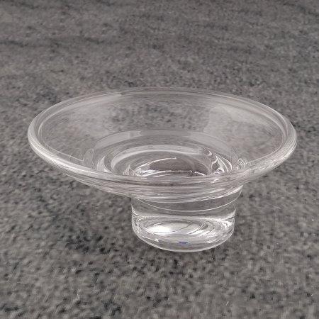 emco classic echtkristall seifenschale klar 293000090 ersatz glas seifenhalter. Black Bedroom Furniture Sets. Home Design Ideas