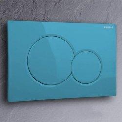 geberit bet tigungsplatte sigma01 pastellblau ral 5024. Black Bedroom Furniture Sets. Home Design Ideas