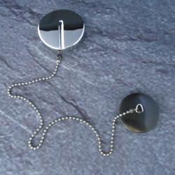 geberit rosette mit stopfen und kette zu wannen fertigablauf. Black Bedroom Furniture Sets. Home Design Ideas