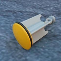 hansgrohe waschbeckenst psel gelb ventilkegel 96026480 st psel stopfen. Black Bedroom Furniture Sets. Home Design Ideas