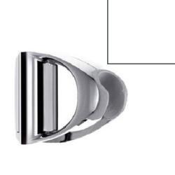 hansgrohe schieber weiss 96190450 f r unica d brausehalter gleiter. Black Bedroom Furniture Sets. Home Design Ideas