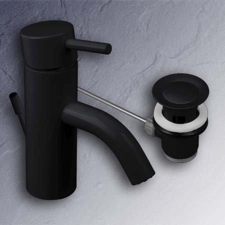 Waschtischarmatur Schwarz ideal standard a9005 waschtischmischer mara schwarz waschtischarmatur