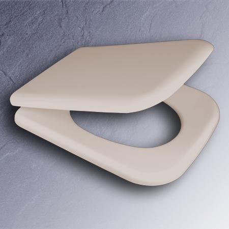 ideal standard tonca wc sitz pergamon camee mit deckel scharniere k700501 pm. Black Bedroom Furniture Sets. Home Design Ideas