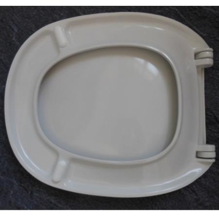 standard kimera wc-sitz pearl mit deckel scharniere chrom k700801-pe,
