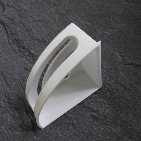 keuco 11657 schwammkorb aranja weiss 11657010000. Black Bedroom Furniture Sets. Home Design Ideas
