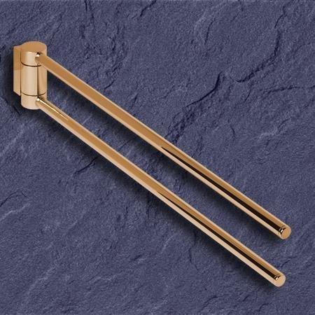 keuco plan handtuchhalter 14918 messing 14918010000 handtuchhalter doppelt. Black Bedroom Furniture Sets. Home Design Ideas