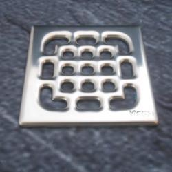 viega advantix rost 554026 edelstahl 94 x 94 mm mod 4933 3 nicht verschraubbar. Black Bedroom Furniture Sets. Home Design Ideas