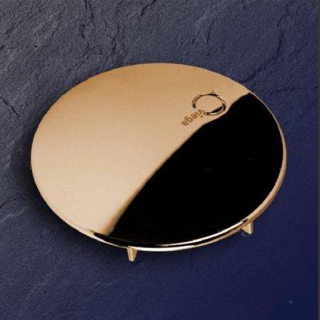 viega tempoplex ausstattungsset edelmessing 649982 em abdeckung 115 mm temposet. Black Bedroom Furniture Sets. Home Design Ideas